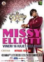 Missy Elliott live @ Bamboo Mamaia