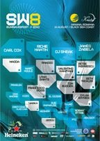 Sunwaves 8 Festival in Mamaia