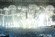 Revelion 2011: Sensation - Ocean of White @ Romexpo