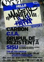 Hip Hop Manifest, Editia 1