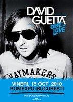 Concert David Guetta la Bucuresti
