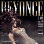 Coperta album Beyonce - I Am... World Tour