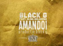 Black G feat. Alina Moldovan - Amandoi