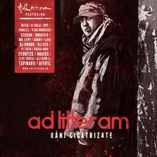 CONCURS! Castiga albume Ad Litteram - Rani Cicatrizate