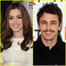 James Franco si Anne Hathaway vor prezenta premiile Oscar 2011