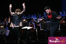 Recenzie si poze All Stars Christmas la Teatrul National Bucuresti
