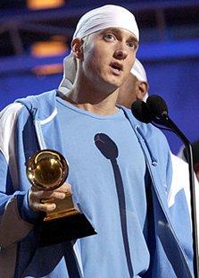 Promo Eminem @ Grammy
