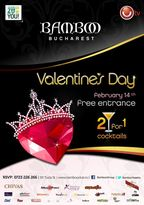 Events @ Bamboo: Valentine's Day