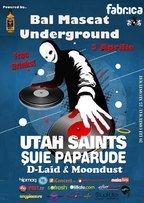 Bal Mascat Underground @ Fabrica