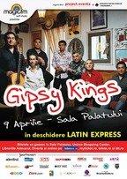 Latin Express deschide concertul Gipsy Kings