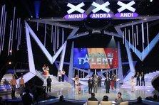 Romanii au talent (prima semifinala: 1 aprilie 2011)
