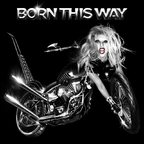 Coperta album Lady Gaga - Born This Way