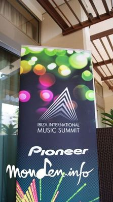 International Music Summit 2011 Ibiza (ziua 1)