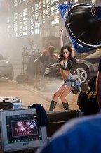 poze filmari videoclip INNA - Club Rocker - 4