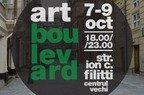 Art Boulevard 2011 in Centrul Vechi din Bucuresti