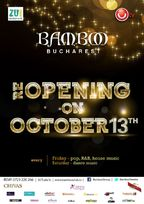 BAMBOO reOpening party!