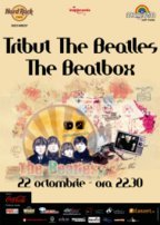 Concert The Beatbox - Tribut The Beatles in Hard Rock Cafe
