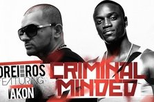Drei Ros feat Akon - Criminal Minded (premiera single nou)
