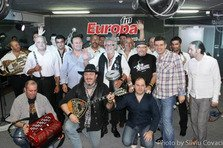 Concert Ovidiu Lipan Tandarica in Garajul EUROPA FM (poze, video)
