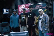 Parazitii la GuerriLIVE Radio Session (poze)