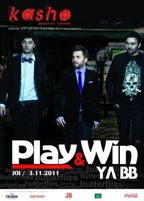 Play & Win concert in Kasho Brasov