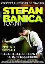 Stefan Banica Concert Aniversar de Craciun - 10 ani!