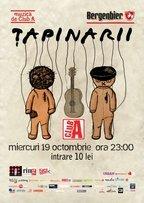 Concert Tapinarii. Muzica de Club A