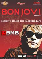 Concert BMB - Tribut Bon Jovi in Hard Rock Cafe