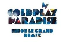 Coldplay - Paradise (Fedde Le Grand Remix) (videoclip)
