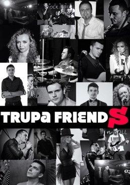 Muzica live cu trupa FRIENDS in The Barrel