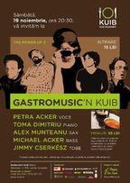 Concert: Gastromusic'n Kuib la Sinaia