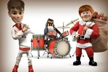 Justin Bieber - Santa Claus Is Coming to Town (videoclip)