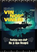 Parking non-stoP, NU & APA NEAGRA (lansare album) in Club Control