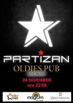 Concert Partizan in Oldies Pub din Sibiu