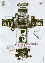 SUIE PAPARUDE @ Motor Club Iasi