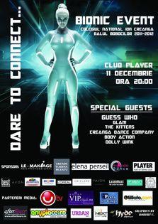 Guess Who la Balul Bobocilor: Bionic Event - Creanga 2011