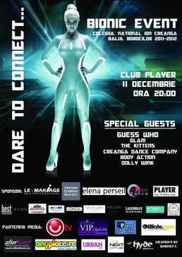 Guess Who la Balul Bobocilor: Bionic Event - Creanga 2011