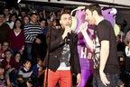 Smiley a facut show in Garajul Europa FM (poze, video)