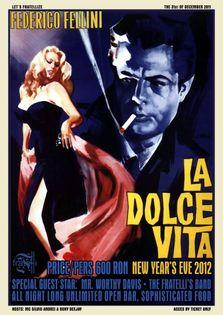 Fratelli Studios: La Dolce Vita - New Year's Eve 2012!