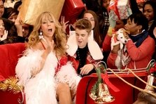 Justin Bieber & Mariah Carey - All I Want for Christmas is You (videoclip)