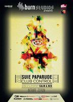 Suie Paparude ultimul concert din Control in 2011