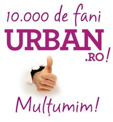 10.000 de fani pe Facebook! Va multumim!