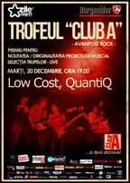 Trofeul Club A - Avanpost Rock - Selectie LIVE: Low Cost si QuantiQ