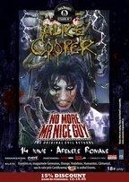 Concert Alice Cooper la Arenele Romane din Bucuresti!