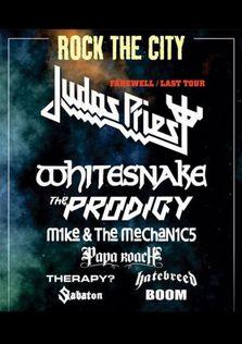 Judas Priest si Whitesnake la Rock The City 2011