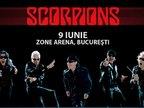 Concert Scorpions la Zone Arena din Bucuresti!