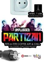 Concert Partizan UNPLUGGED la Terasa Tete-a-Tete