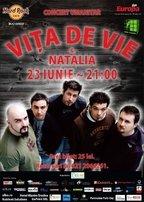Concert umanitar Vita de Vie si Natalia la Hard Rock Cafe