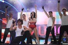 Inna - Live @ Balkan Music Awards 2011
