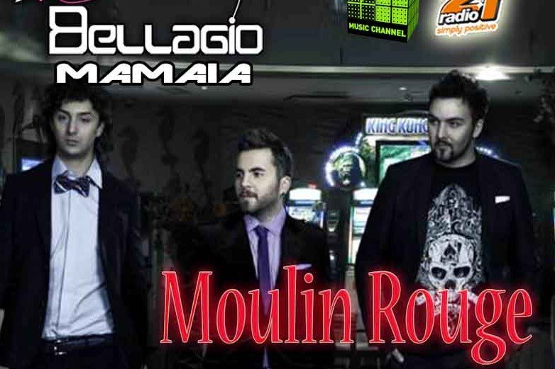 Moulin Rouge Party cu Play & Win in Bellagio Mamaia